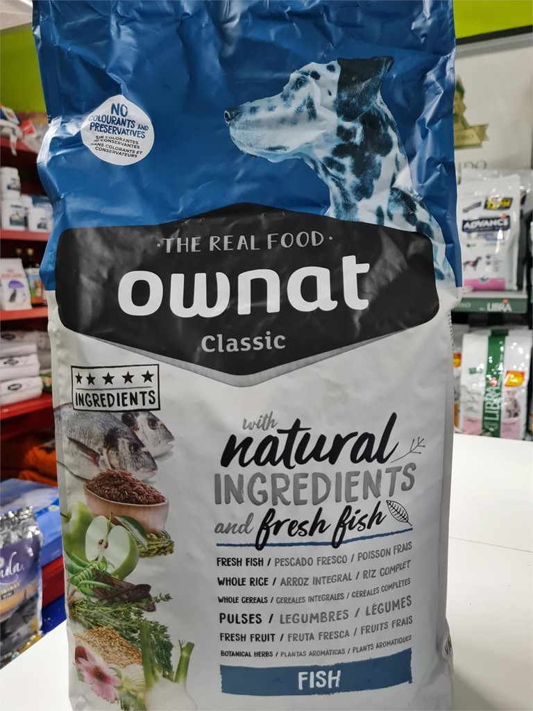 Foto 1 OWNAT CLASSIC  DOG FOOD